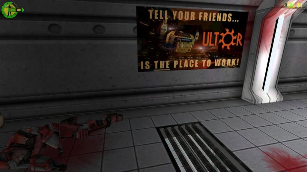 Ultor – Dòng game Red Faction và Saints Row