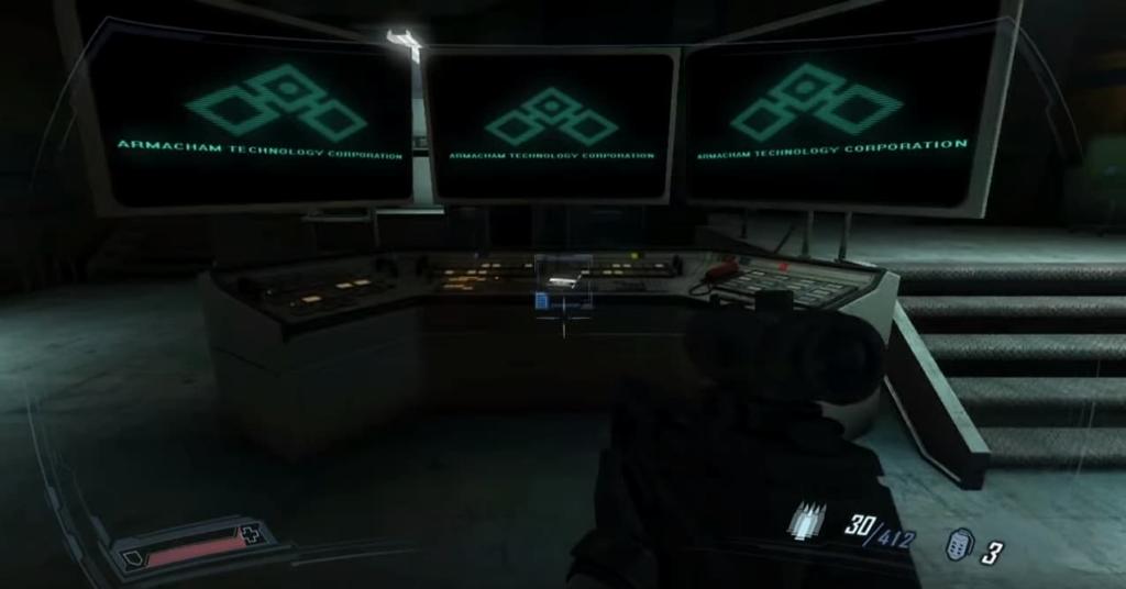 Armacham Technology Corporation – Dòng game F.E.A.R.