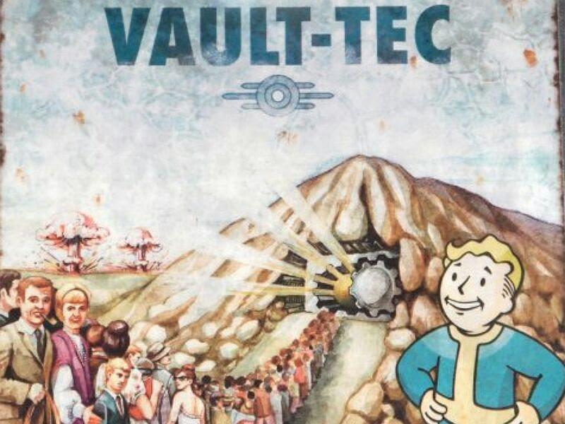 Vault-Tec Corporation – Dòng game Fallout