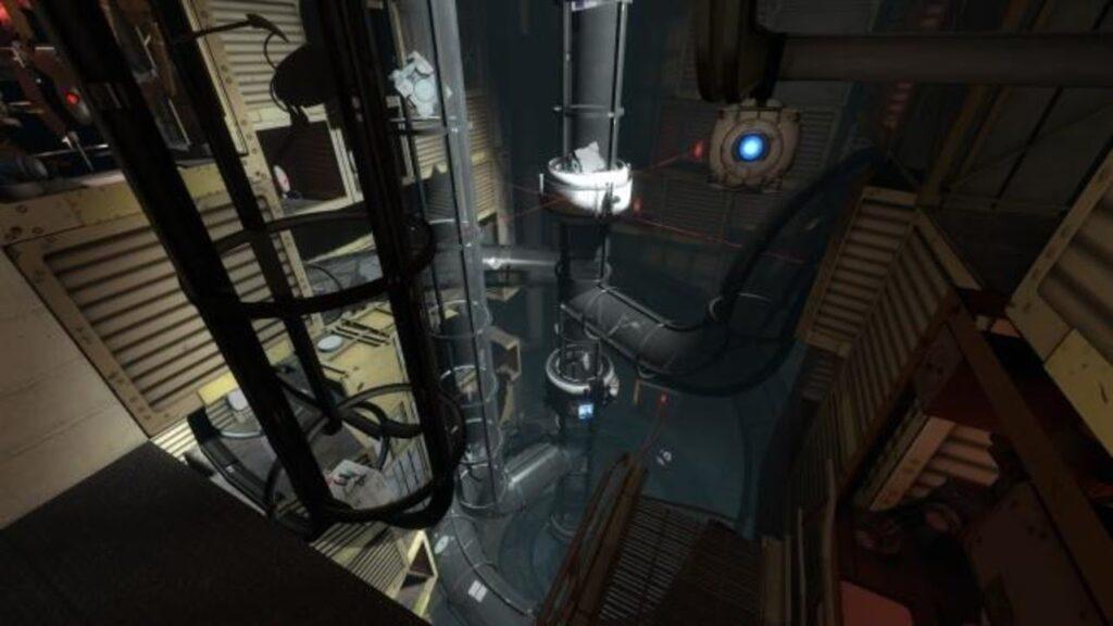 Aperture Science – Dòng game Portal