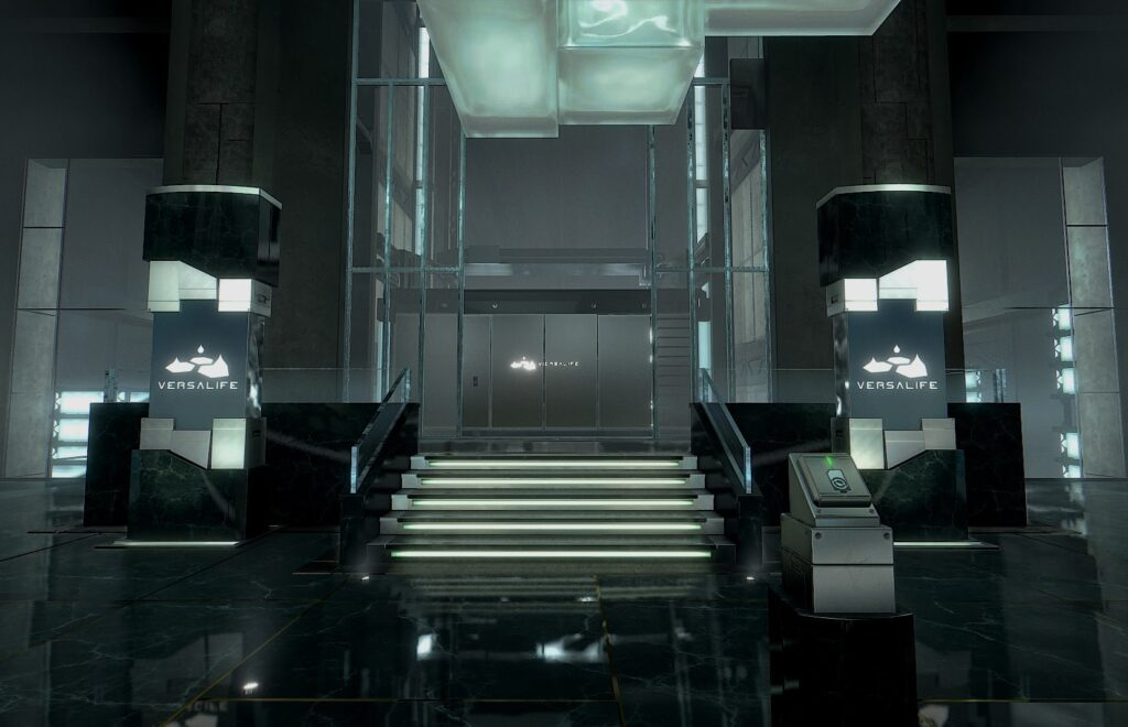 VersaLife – Dòng game Deus Ex